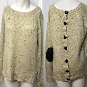 Market & Spruce STITCH FIX Sweater Medium Buttoned
